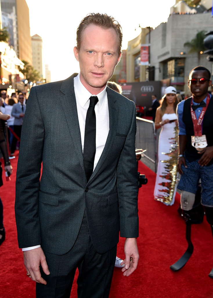 The Avengers: Age of Ultron - Paul Bettany alla premiere