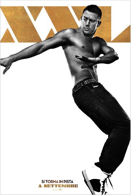 Magic Mike XXL: Channing Tatum nel nuovo character poster italiano