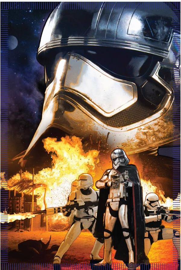 Star Wars: Episodio VII - Il Risveglio della Forza: gli Stormtrooper in un'immagine promozionale