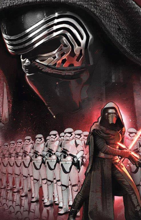 Star Wars: Episodio VII - Il Risveglio della Forza: un'artistica immagine promozionale