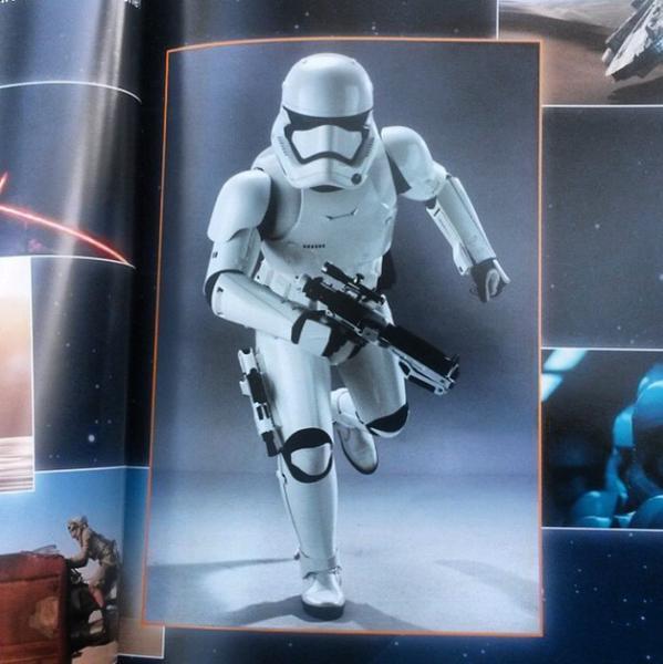 Star Wars: Episodio VII - Il Risveglio della Forza: Lo scan di nuovi immagini promozionali