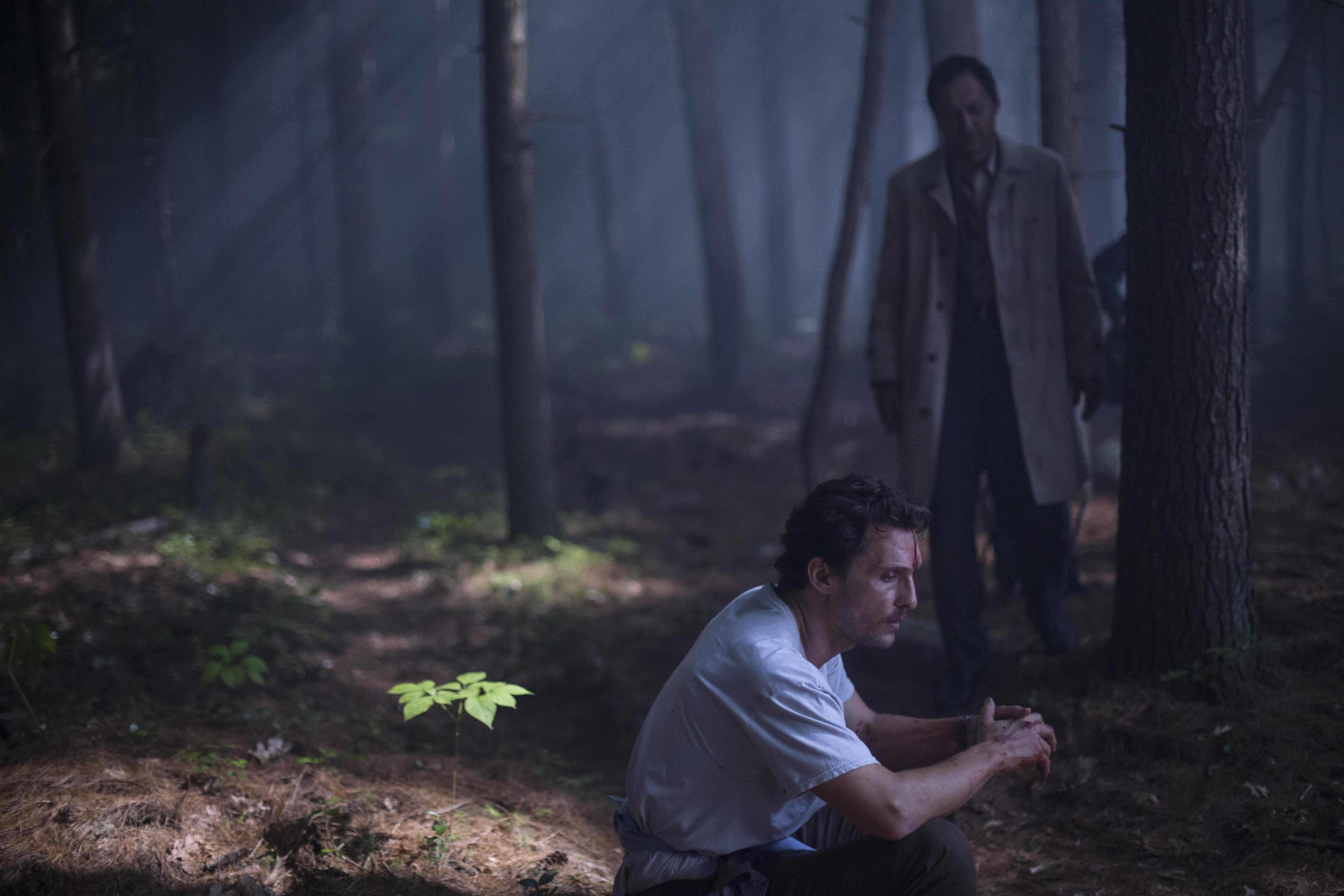 The Sea of Trees: Matthew McConaughey e Ken Watanabe nella prima immagine del film