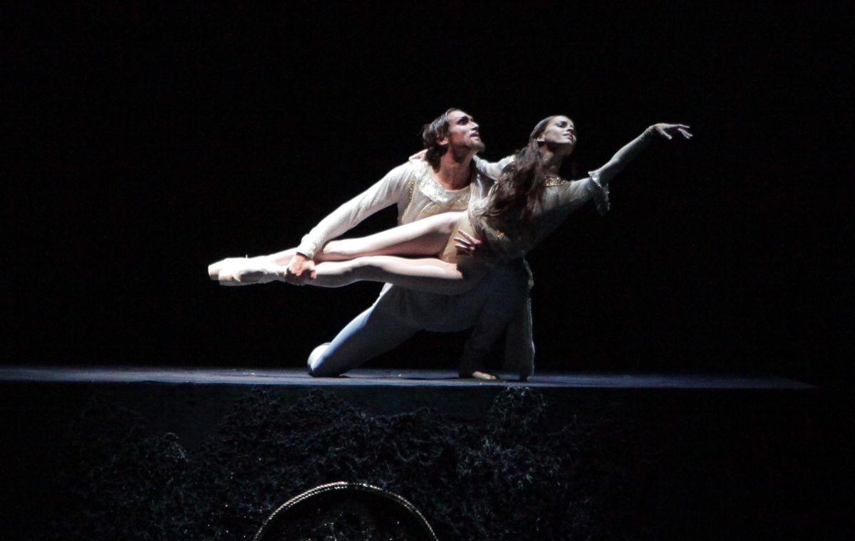 Il Balletto del Bolshoi - Ivan il terribile: un'immagine romantica tratta dallo spettacolo