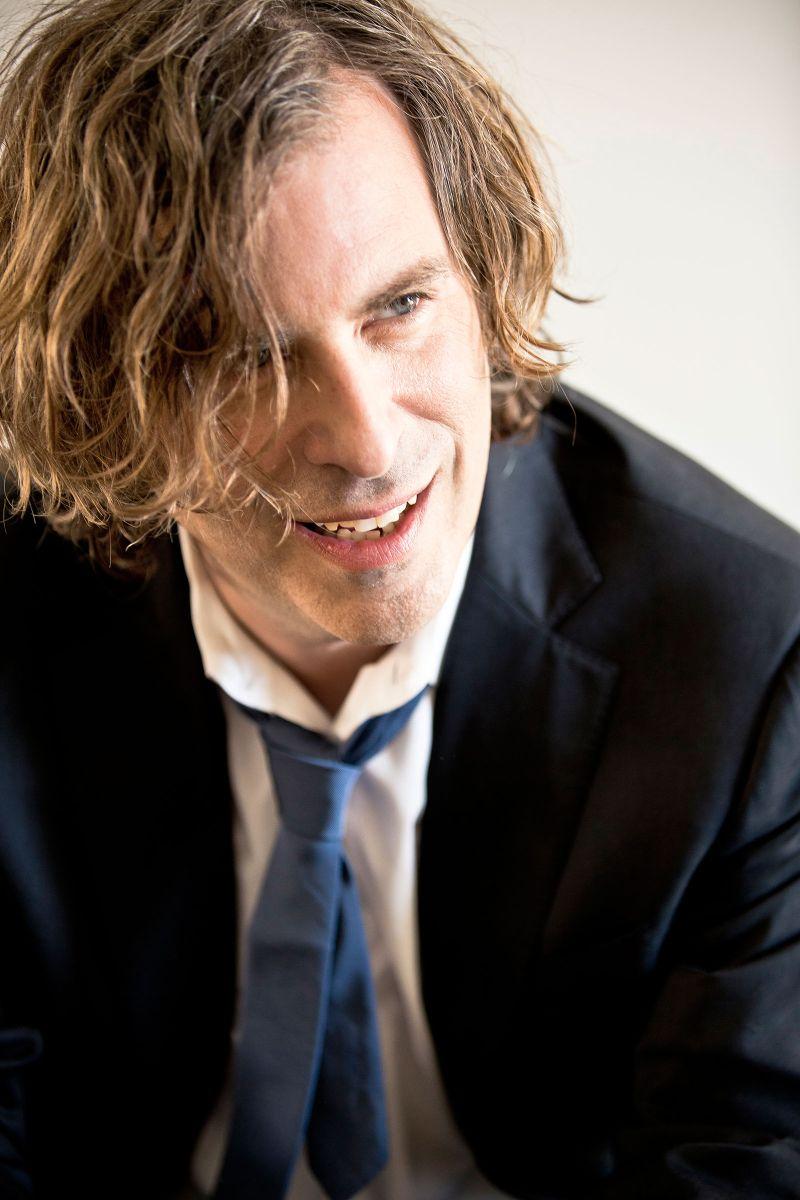 Kurt Cobain: Montage of Heck - il regista del documentario Brett Morgan in una foto promozionale