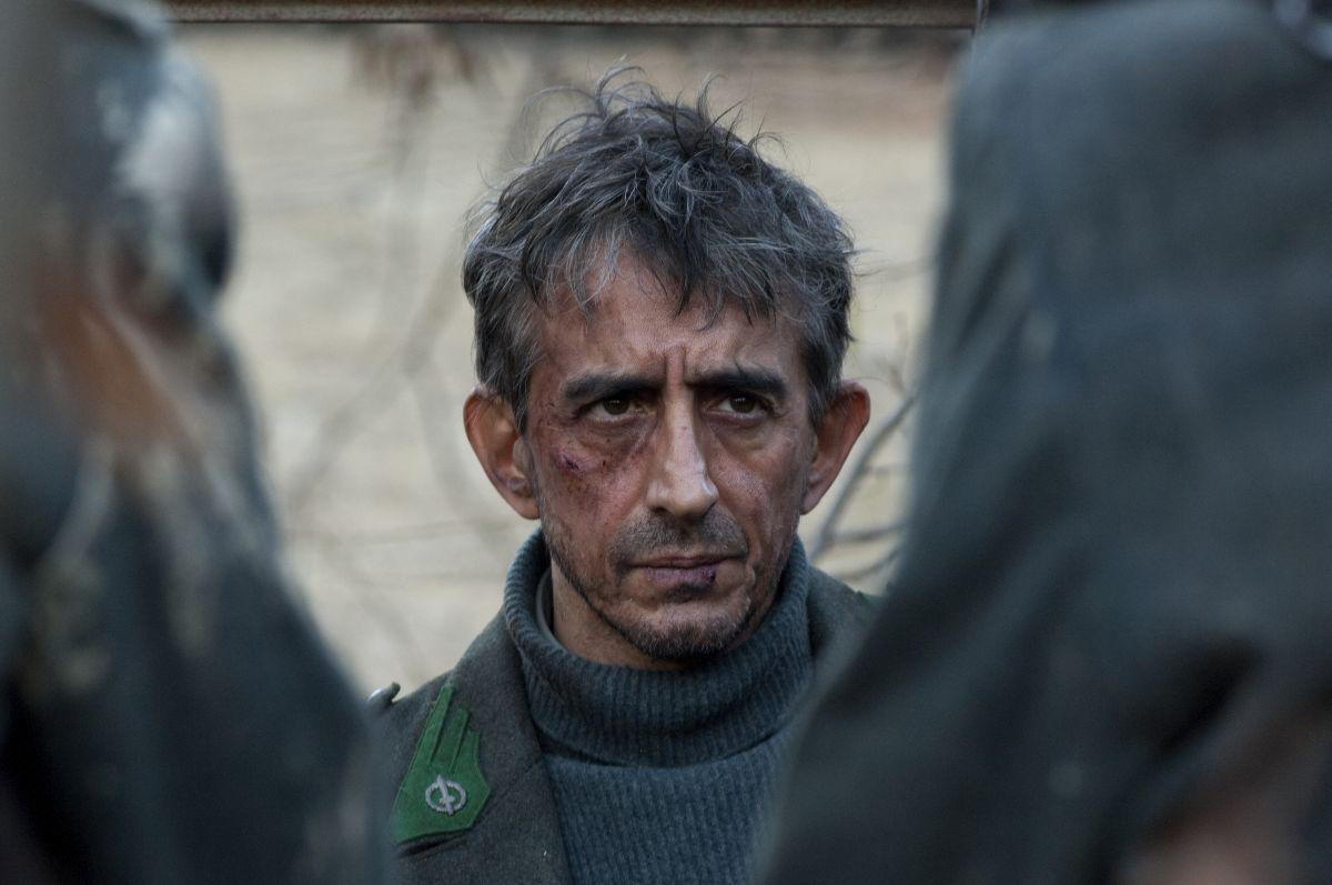 Road 47: Sergio Rubini in un primo piano tratto dal film