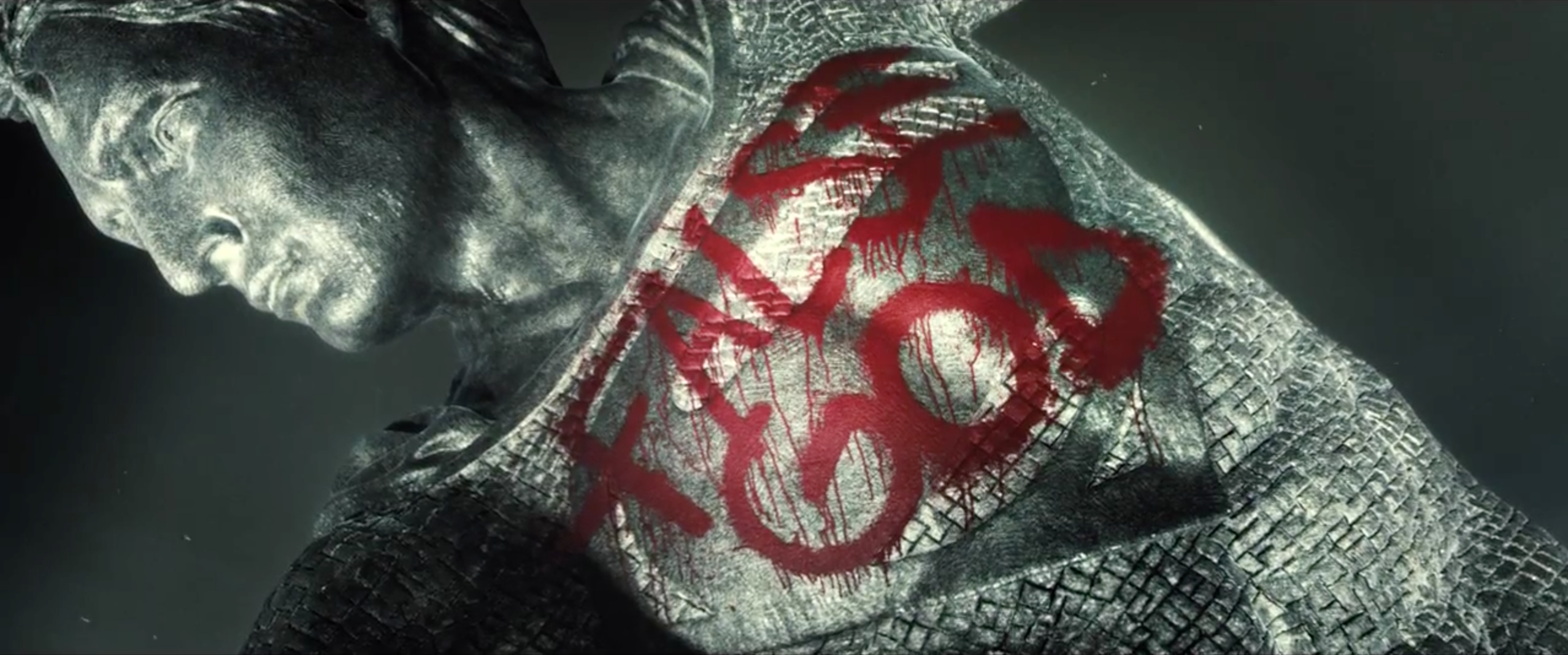 Batman v Superman: Dawn of Justice: un'immagine tratta dal trailer del film