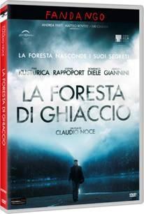 la cover DVD di La foresta di ghiaccio