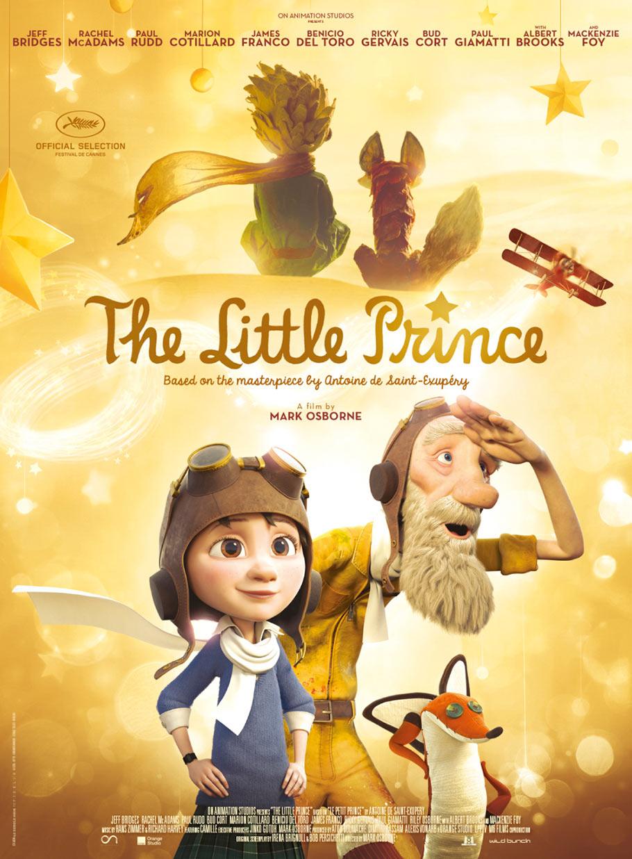 Il piccolo principe: la locandina internazionale