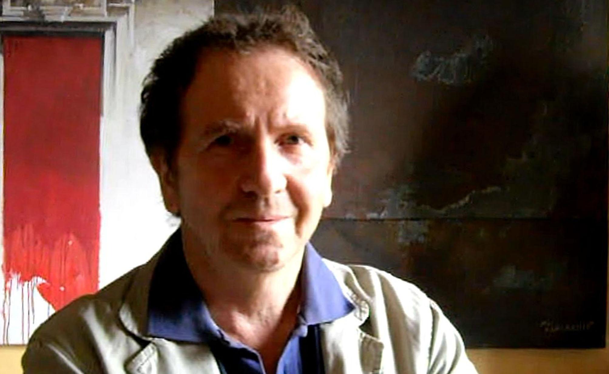 Lo scenografo Luigi Marchione