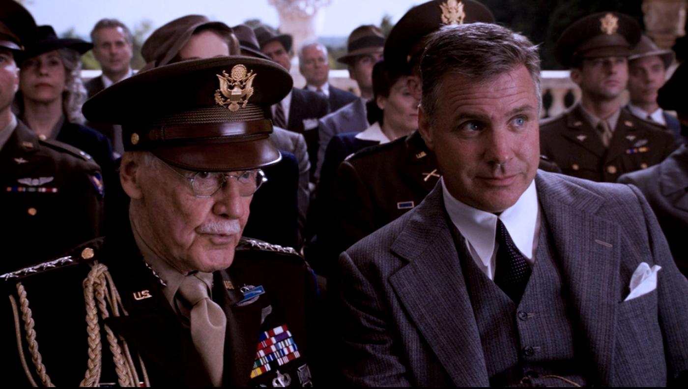 Captain America: il cameo di Stan lee