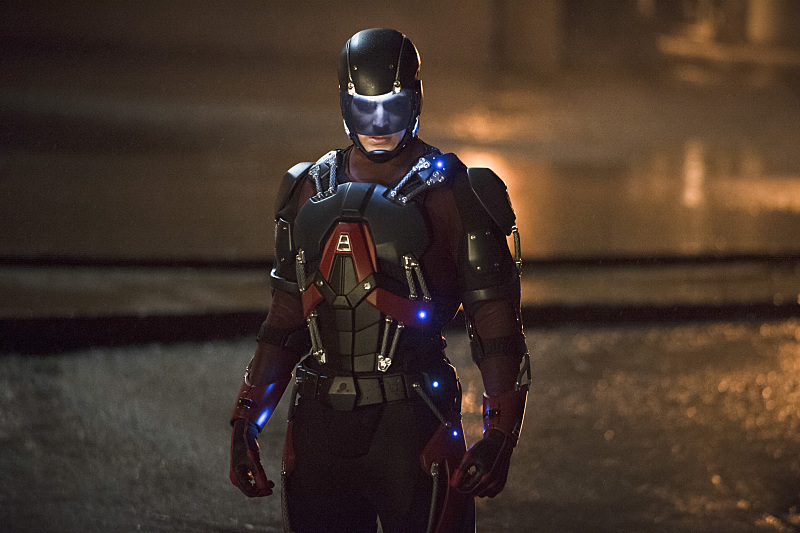 Arrow: Brandon Routh è Atom nella puntata Suicidal Tendencies
