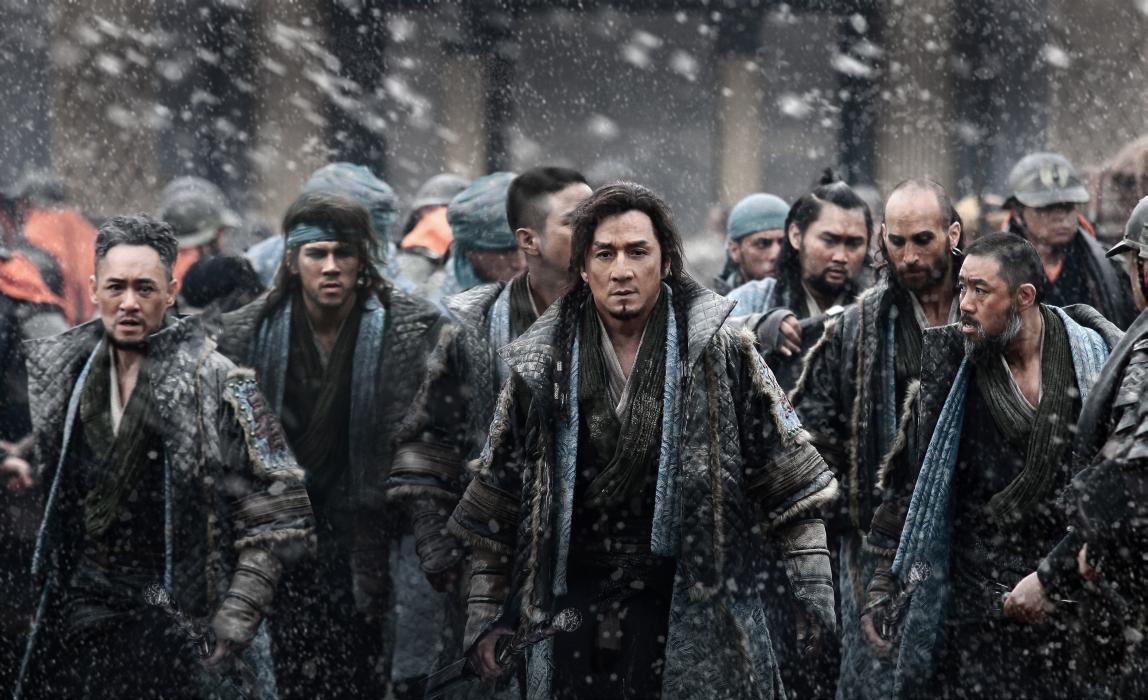 Dragon Blade: un'immagine corale del film