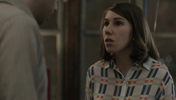 Girls: l'attrice Zosia Mamet in Daddy Issues