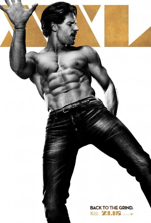 Magic Mike XXL: il character poster di Joe Manganiello