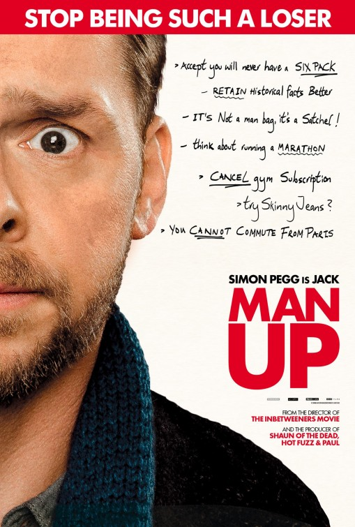 Man Up: il character poster di Simon Pegg