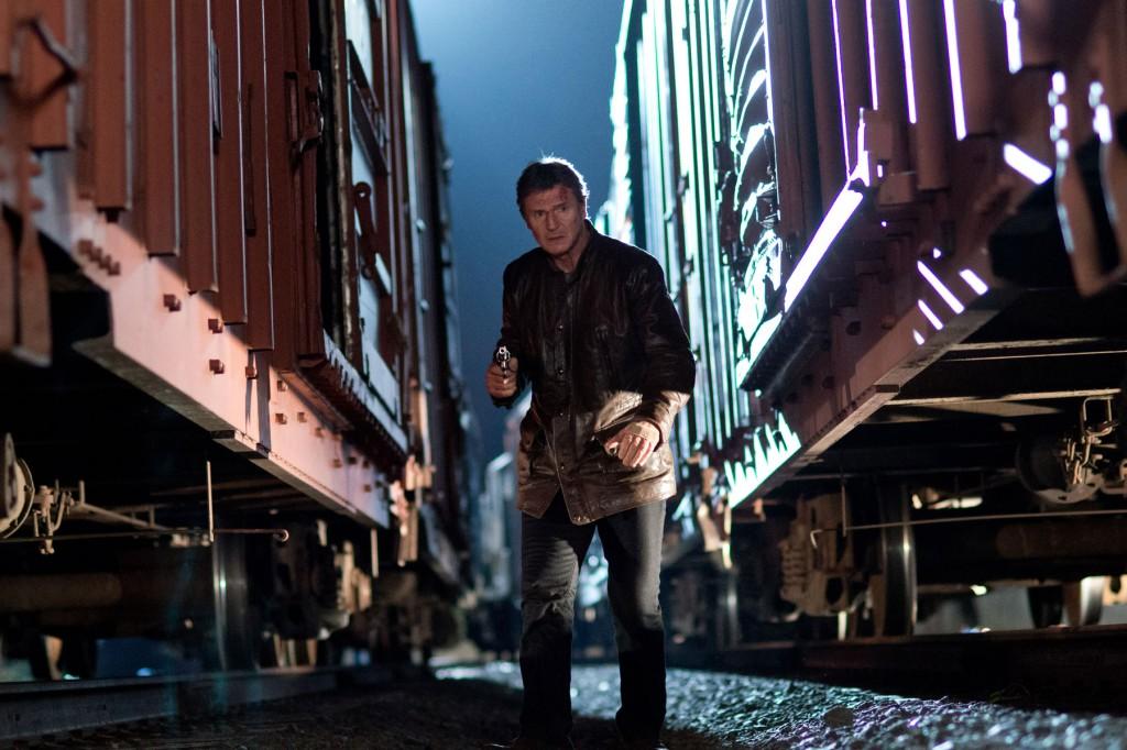 Run All Night: Liam Neeson si nasconde in una scena del film action