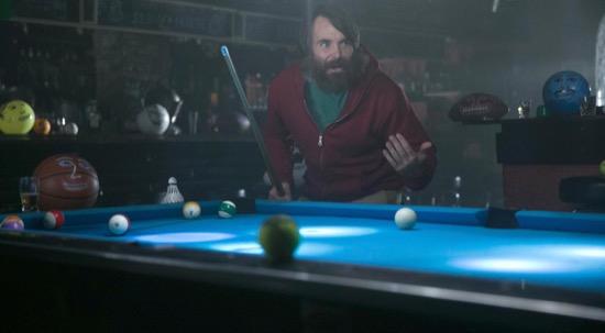 The Last Man on Earth: Will Forte in un'immagine tratta dalla première