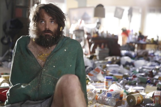 The Last Man on Earth: Phil Miller (Will Forte) in Alive in Tucson/The Elephant in the Room