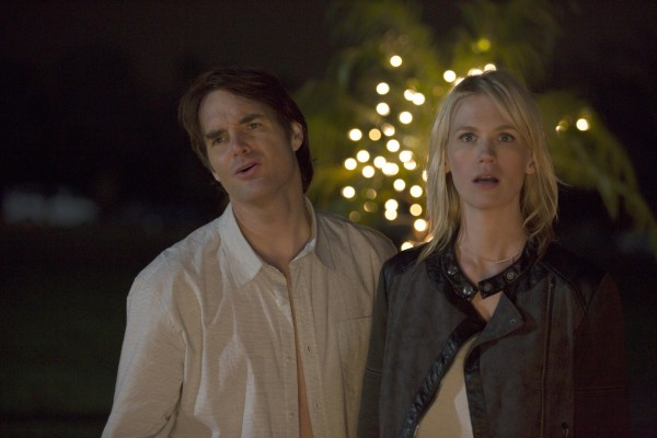 The Last Man on Earth: Will Forte e January Jones nell'episodio Dunk the Skunk