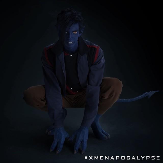 X-Men: Apocalypse - Kodi Smit-McPhee è Nightcrawler