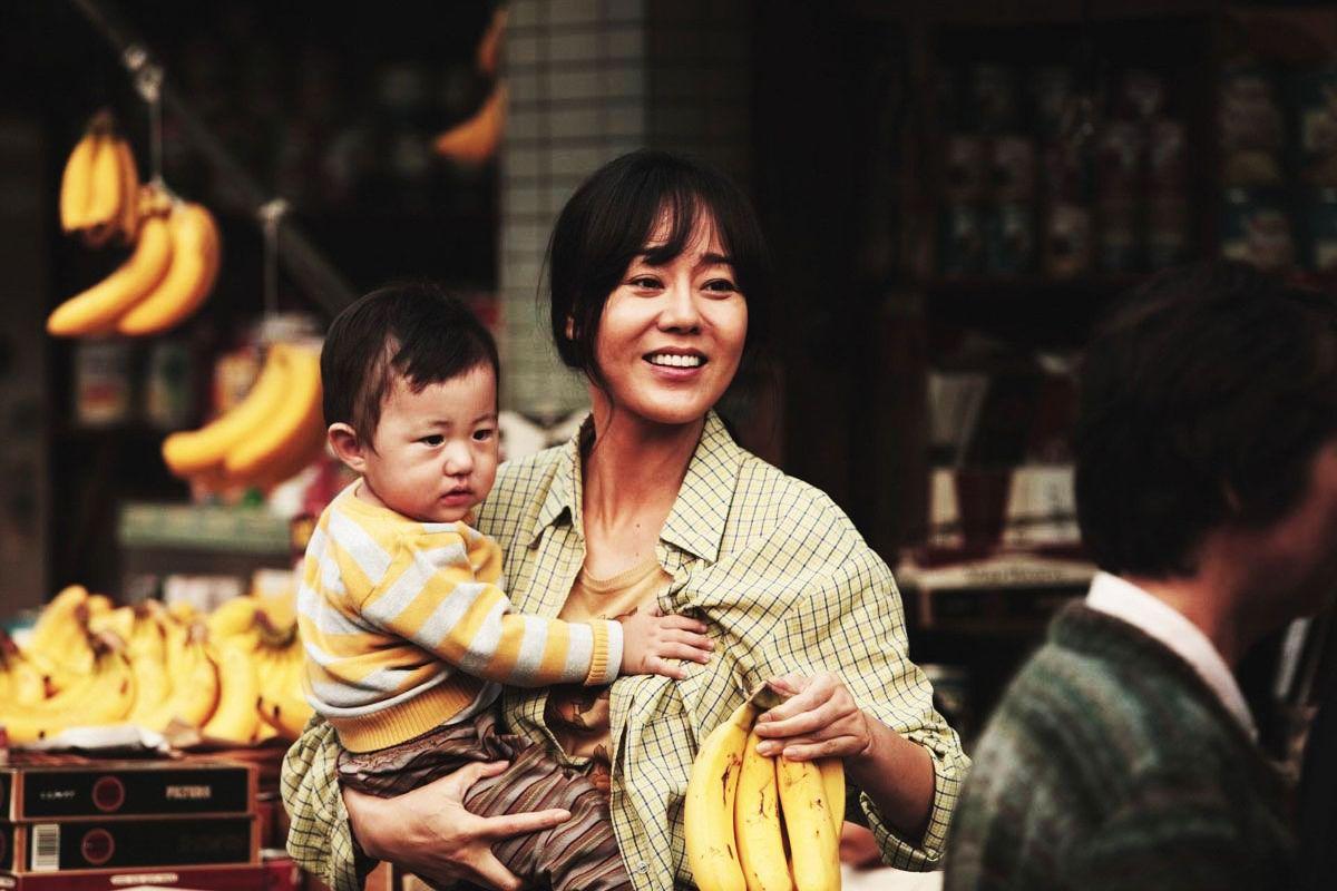 Ode to My Father: Yunjin Kim in una scena del film