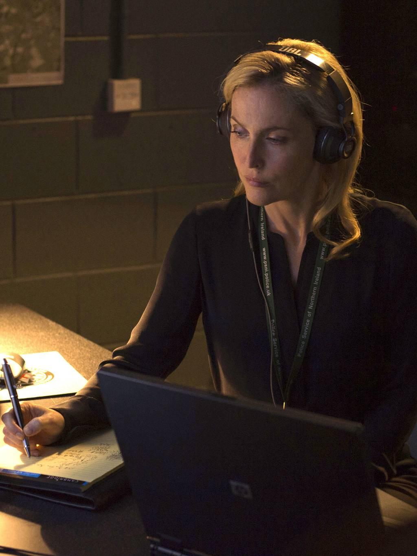 The Fall: la detective Stella Gibson, interpretata da Gillian Anderson
