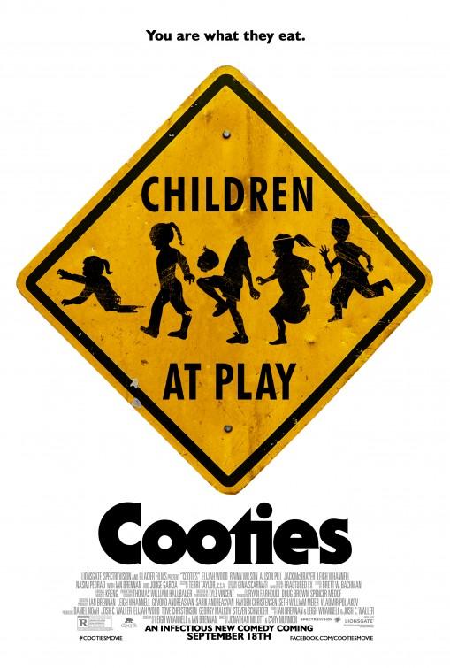 Cooties: la nuova locandina