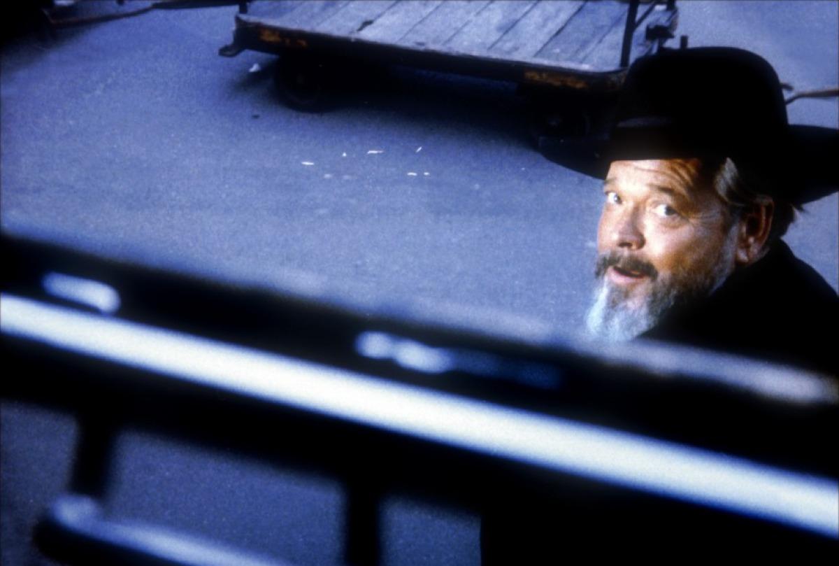 Un ritratto di Orson Welles
