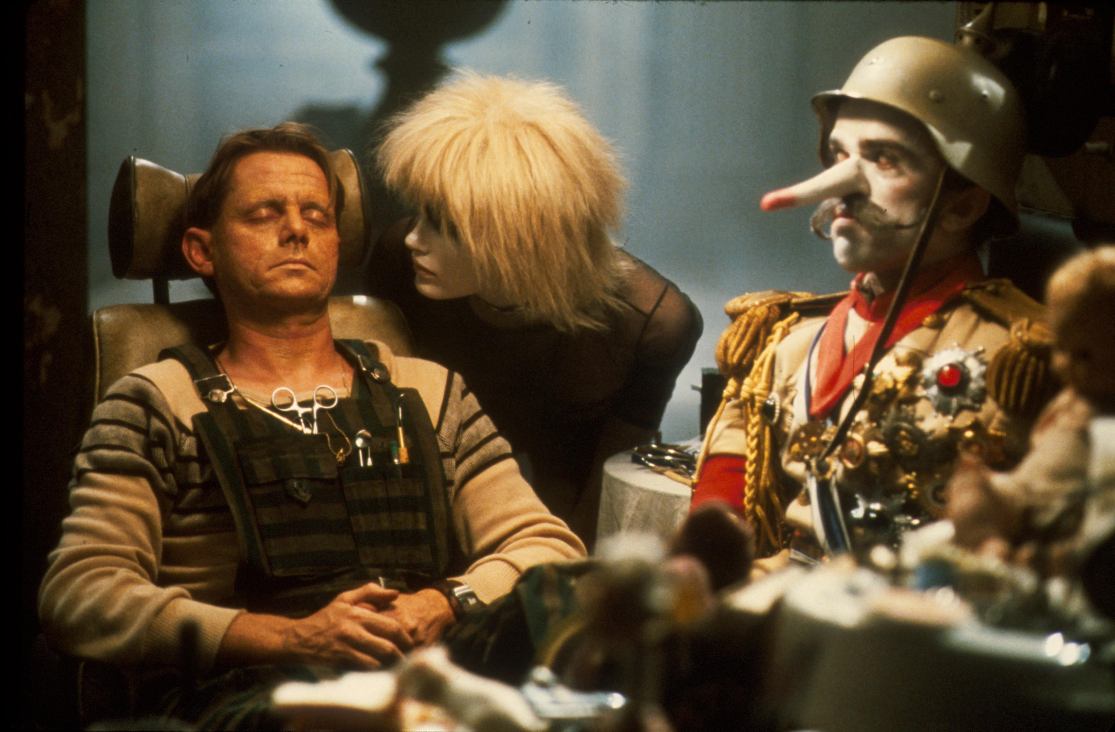 Una sequenza di Blade Runner