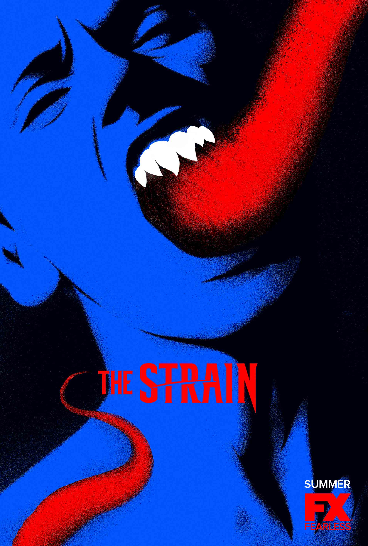 The Strain: il primo poster della seconda stagione