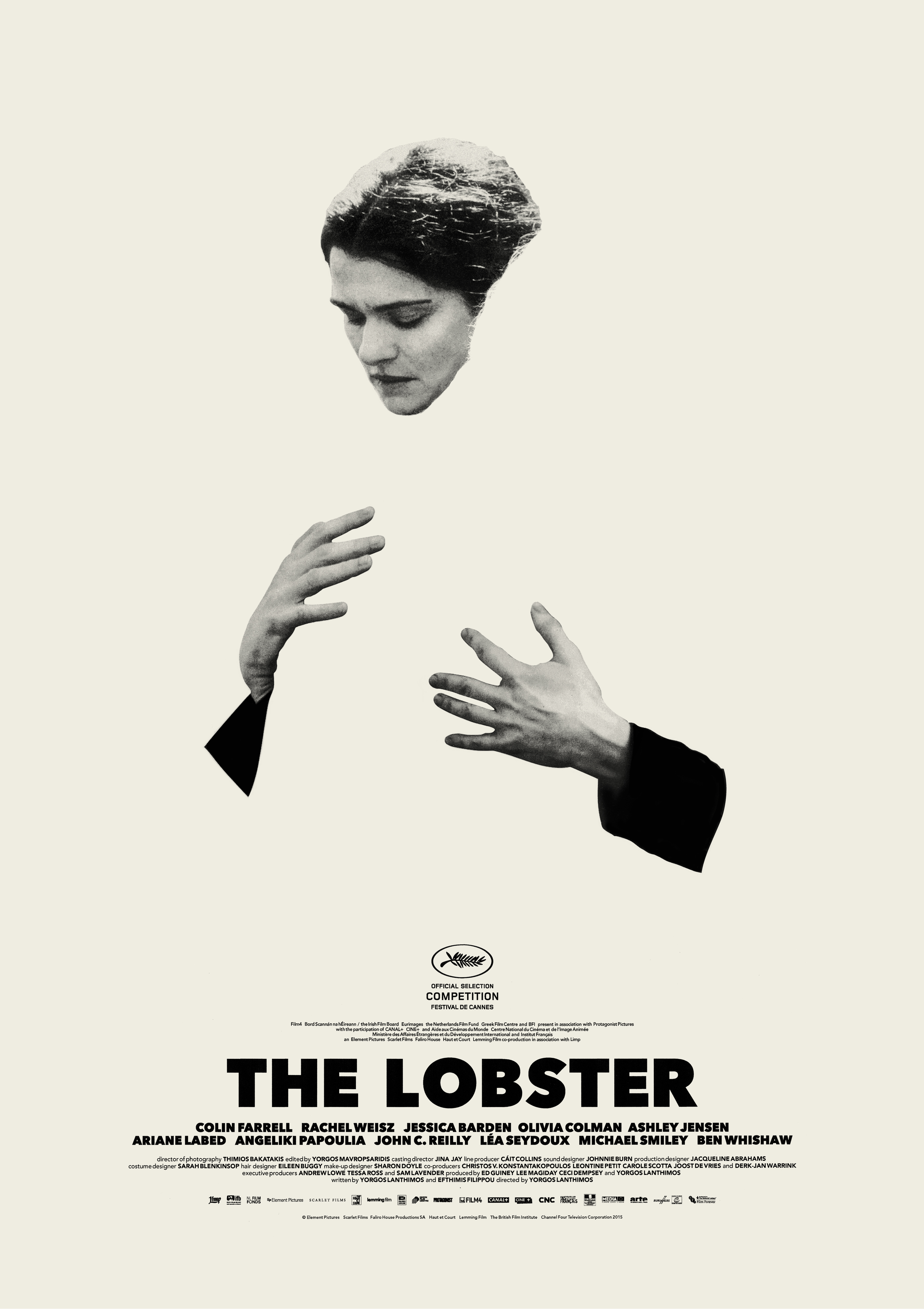 The Lobster: il character poster di Rachel Weisz