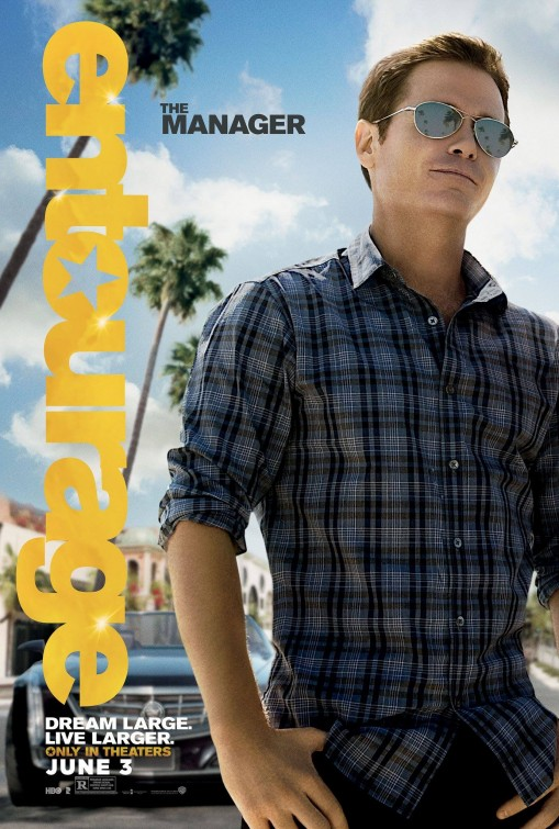 Entourage: il character poster di Kevin Connolly