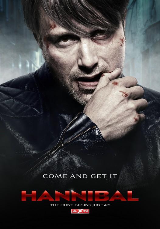 Hannibal: un manifesto per la terza stagione della serie