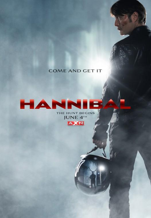 Hannibal: una locandina per la terza stagione della serie