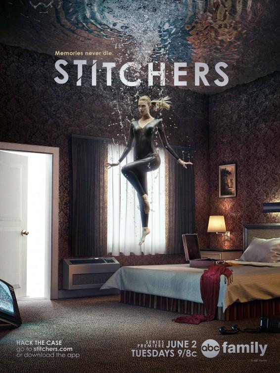 Stitchers: la locandina della serie