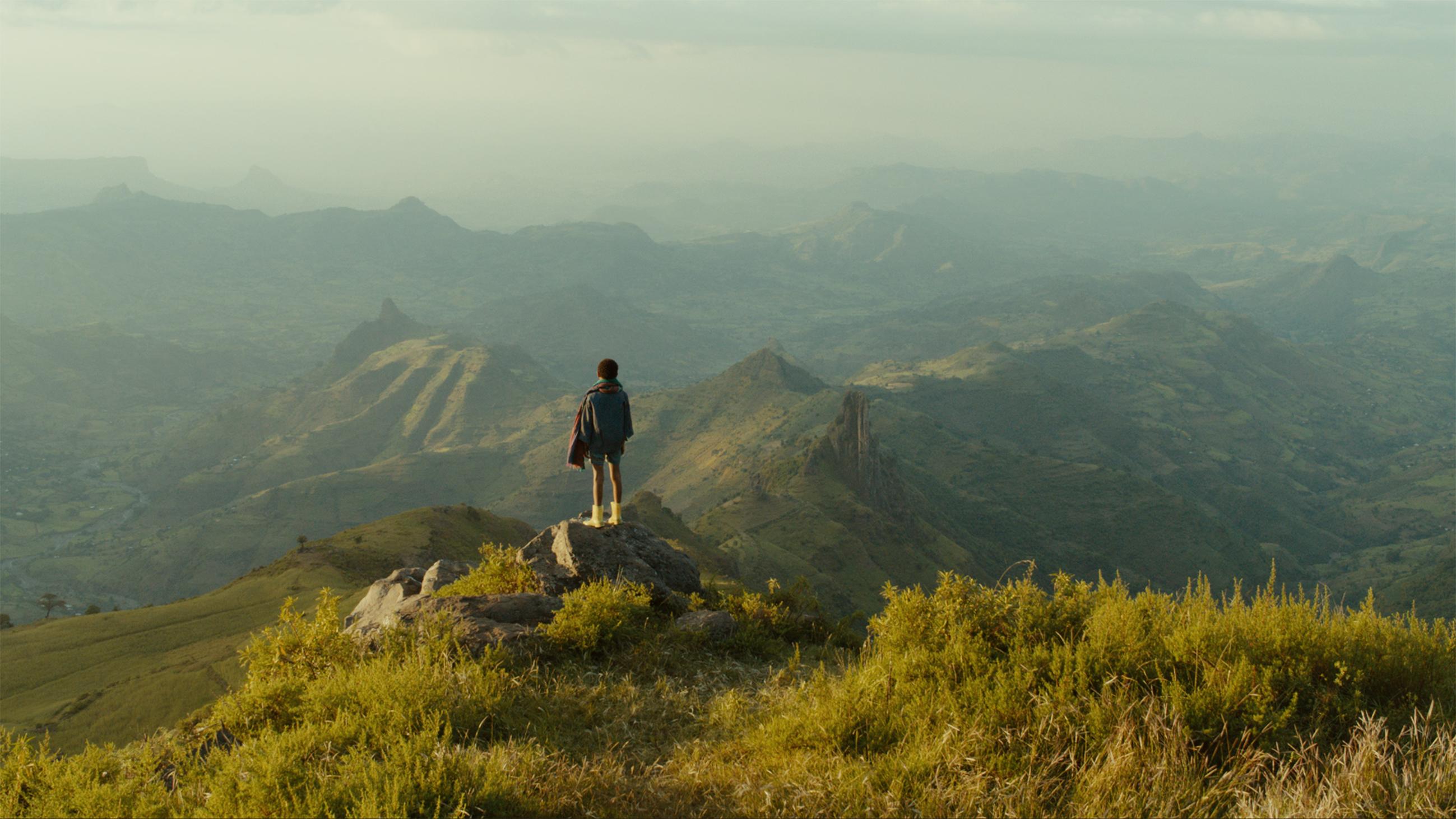 Lamb: un'affascinante immagine del film di Yared Zeleke