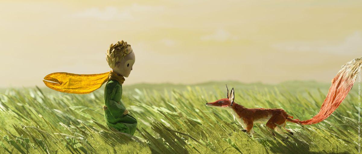 Il Piccolo Principe: una suggestiva immagine tratta dal film d'animazione