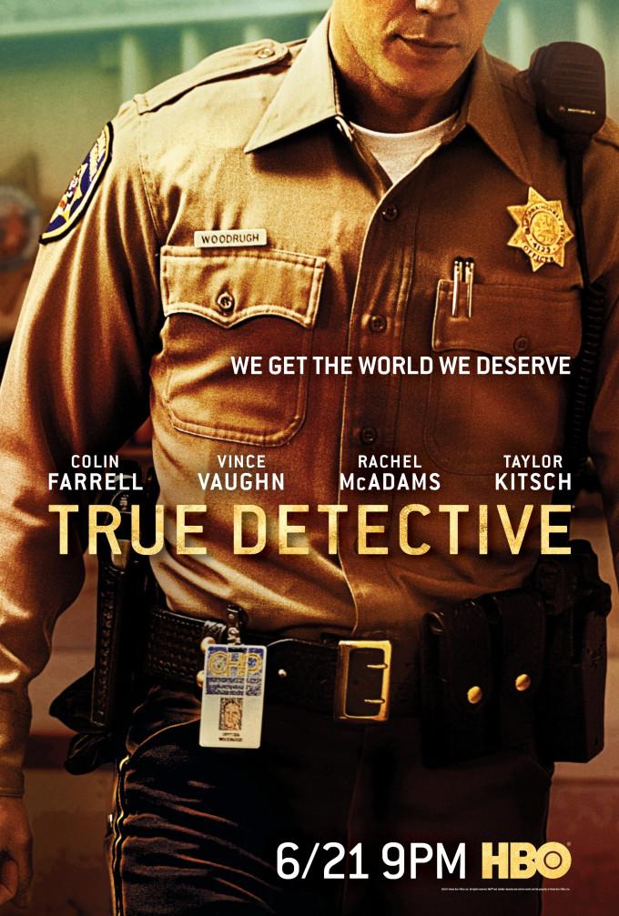 True Detective: il poster della seconda stagione che ritrae Taylor Kitsch