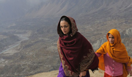 Una sequenza del film Dukhtar