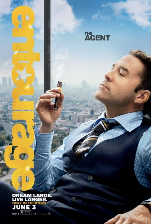 Entourage: il character poster di Jeremy Piven