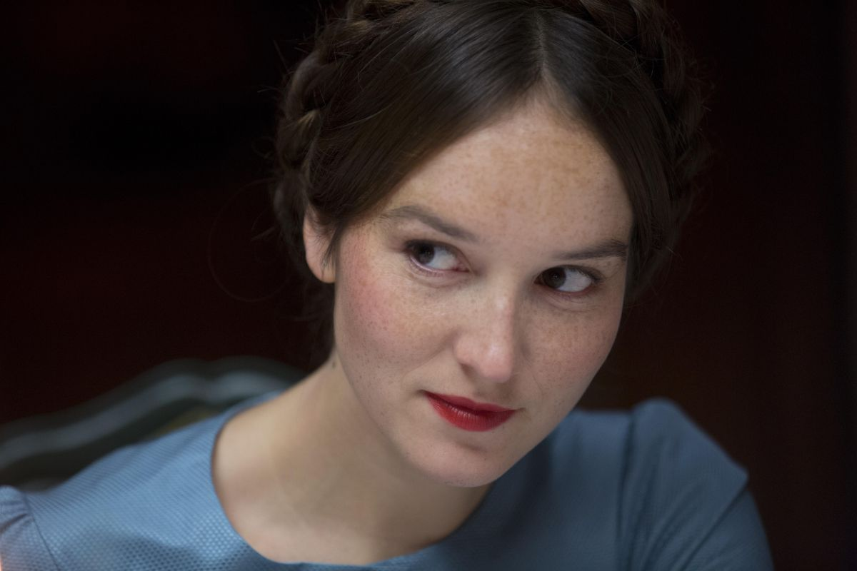 Marguerite et Julien: Anaïs Demoustier in una scena del film nel ruolo di Marguerite