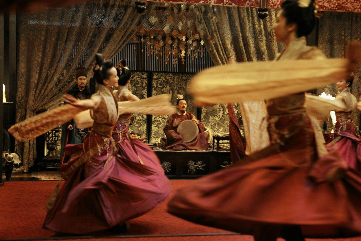 The Assassin: Chen Chang in un'immagine tratta dal film