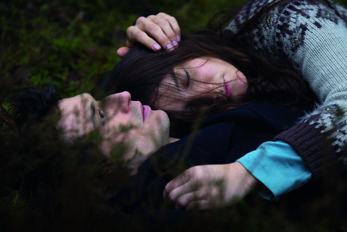 Marguerite et Julien: Anaïs Demoustier con Jérémie Elkaïm in una scena del film