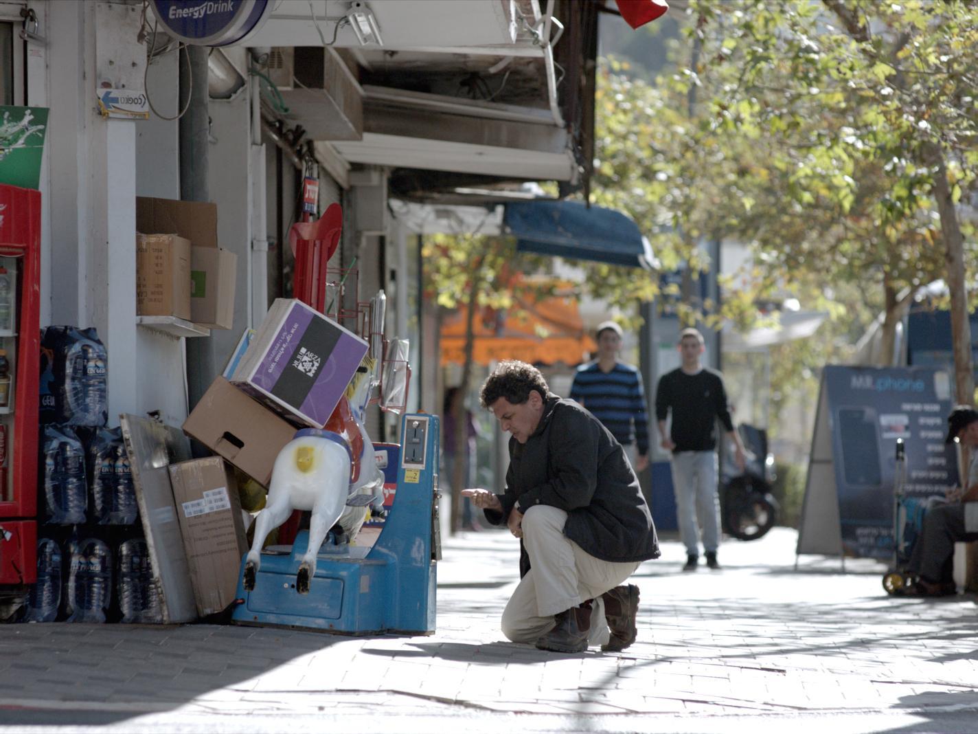 Afterthought: una sequenza del film di Elad Keidan