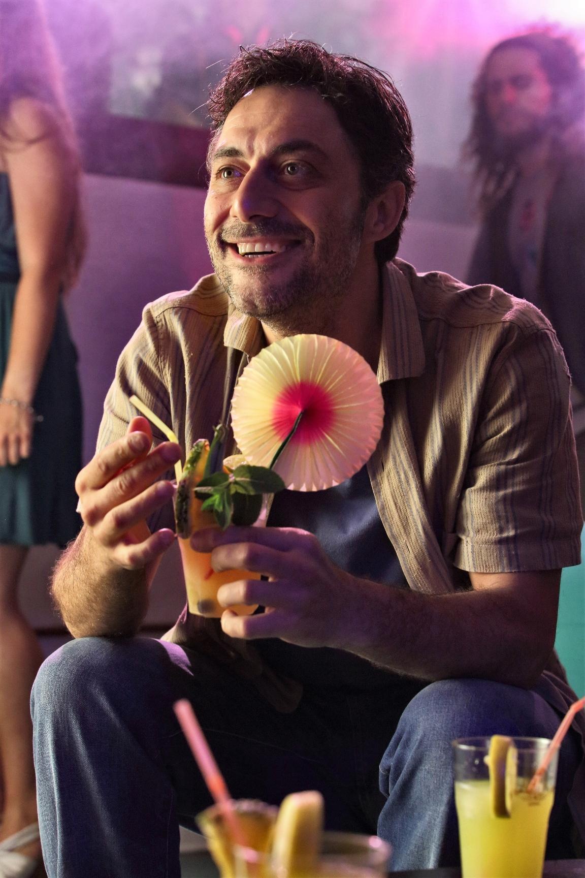 Filippo Timi nella stagione 2 de I delitti del Bar Lume