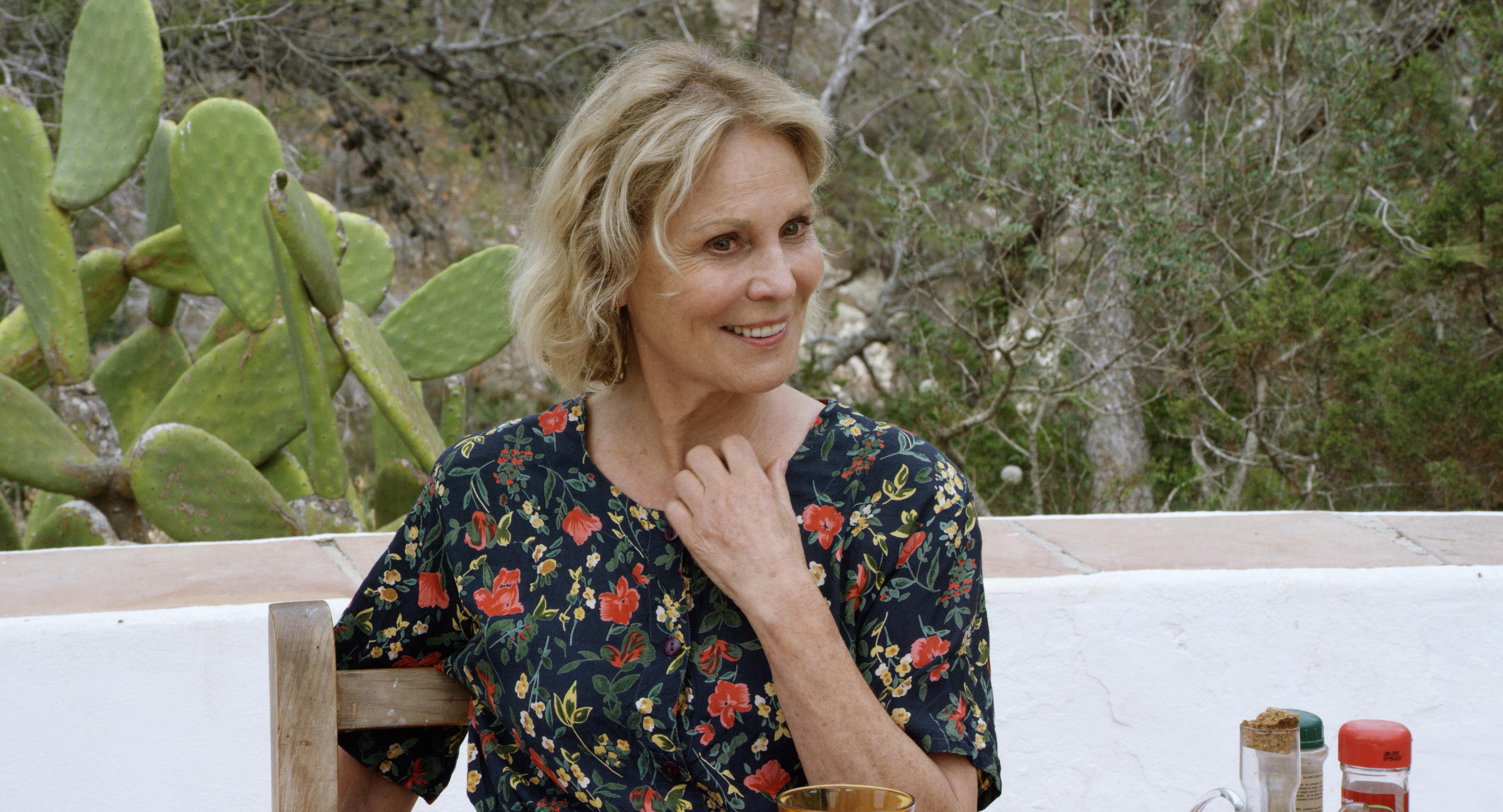 Amnesia: un'immagine di Marthe Keller nel film di Barbet Schroeder