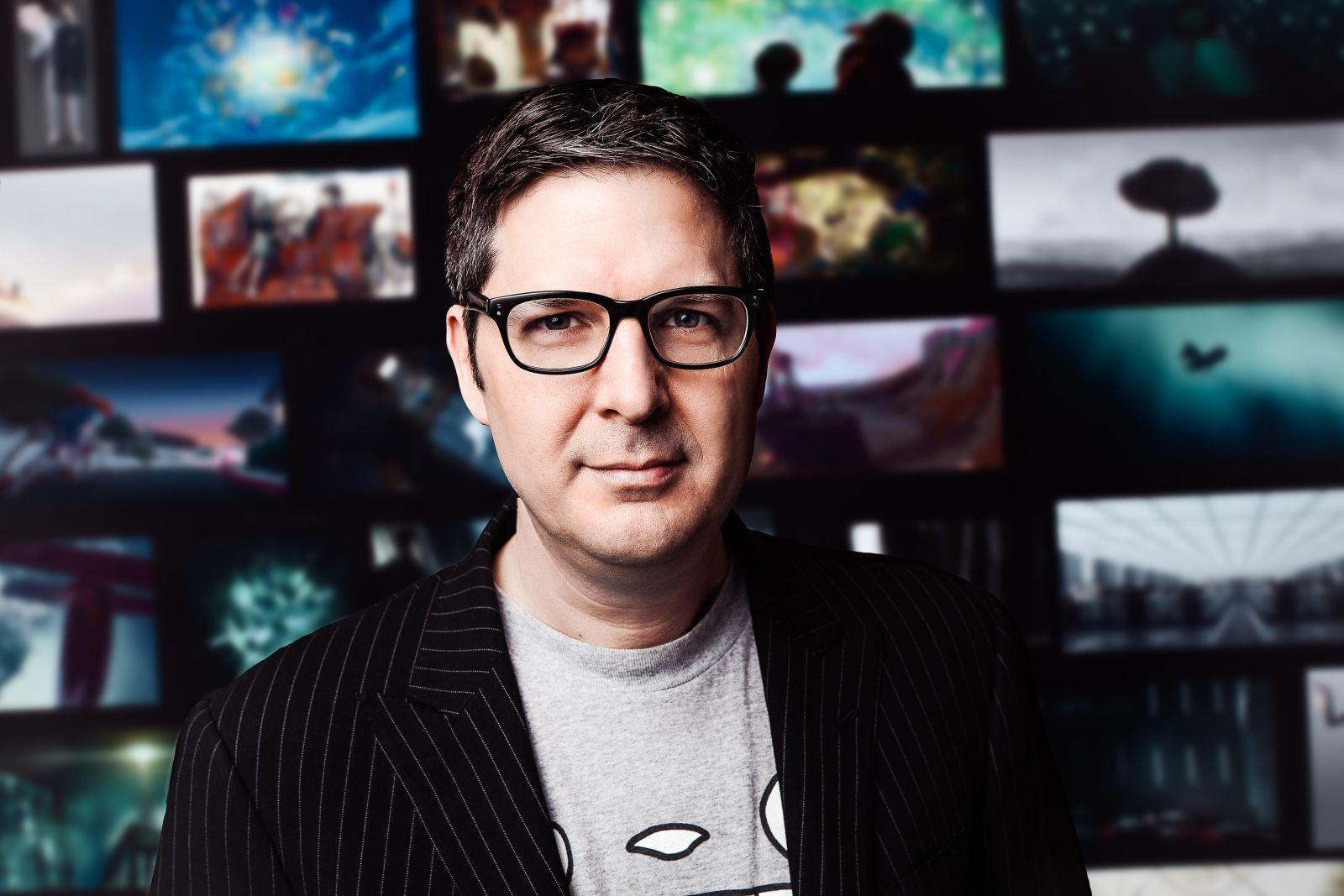 Il Piccolo Principe: il regista Mark Osborne in una foto promozionale