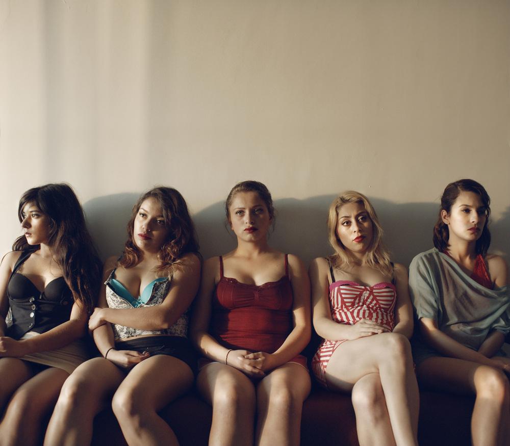 The Chosen Ones: un'immagine del film di David Pablos