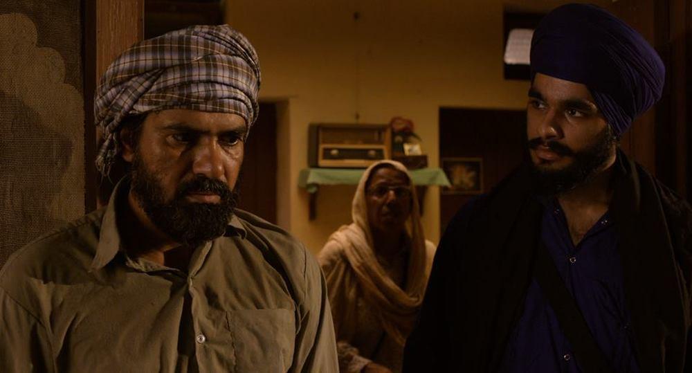 The Fourth Direction: una sequenza del film di Gurvinder Singh