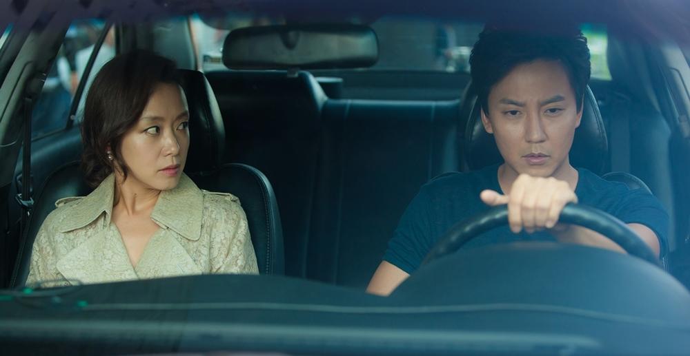 The Shameless: un'immagine del thriller di Oh Seung-Ook